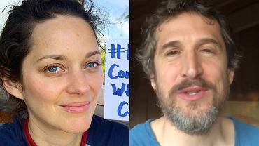 Marion Cotillard, Guillaume Canet