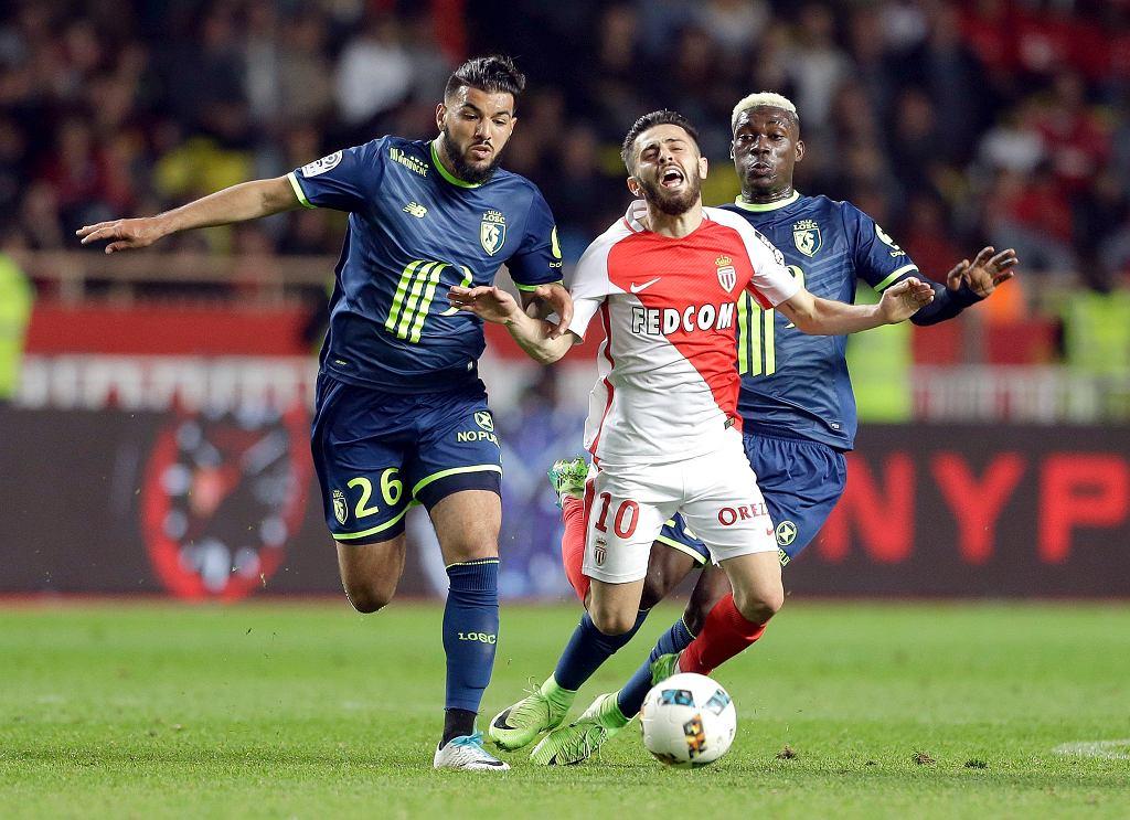Mecz 37. kolejki Ligue 1 pomiędzy Monaco a Lille