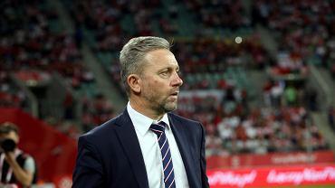 Mecz Polska - Irlandia na Stadionie Miejskim we Wrocławiu