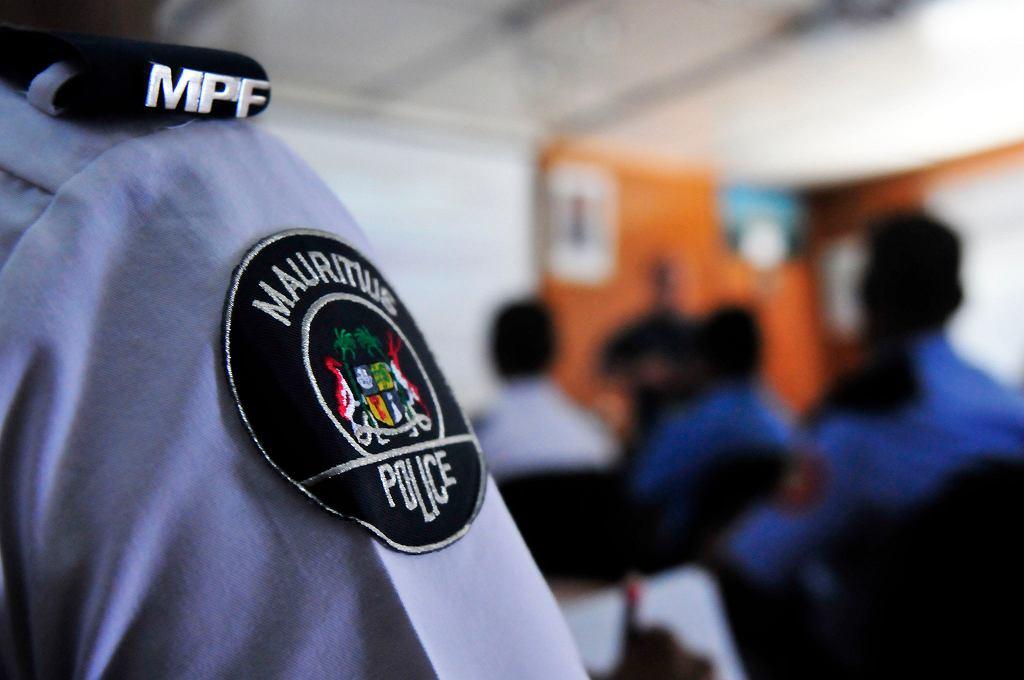 Policja na Mauritiusie
