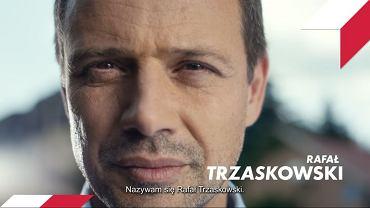 Kadr ze spotu Rafała Trzaskowskiego 'Mój dom'
