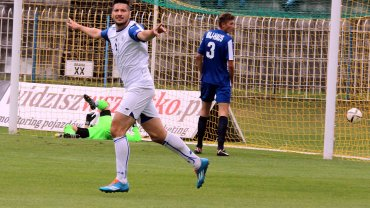 Trzecia liga piłki nożnej: Stilon Gorzów - Ilanka Rzepin 5:2 (3:0)