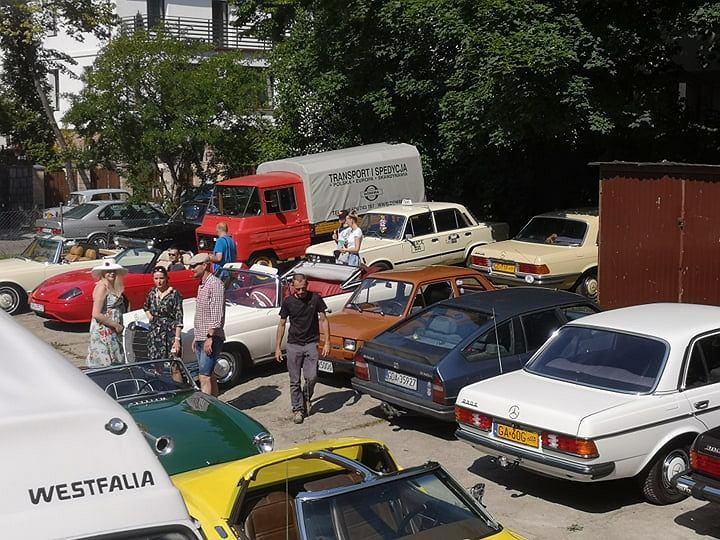 84 urodziny Automobilklubu Morskiego w Gdyni