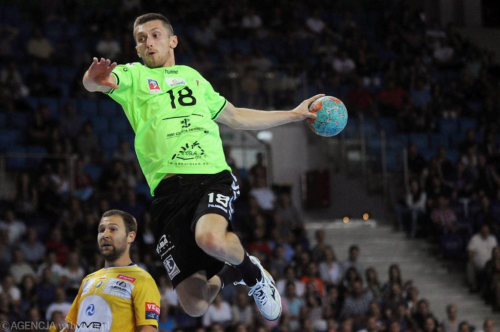 Wojciech Jedziniak z Pogoni Handball