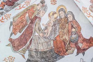 Porody w średniowieczu. Krwawe żniwo zbierała dolegliwość, z którą mierzymy się i dziś
