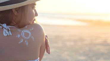 jak pozbyć się oparzeń słonecznych