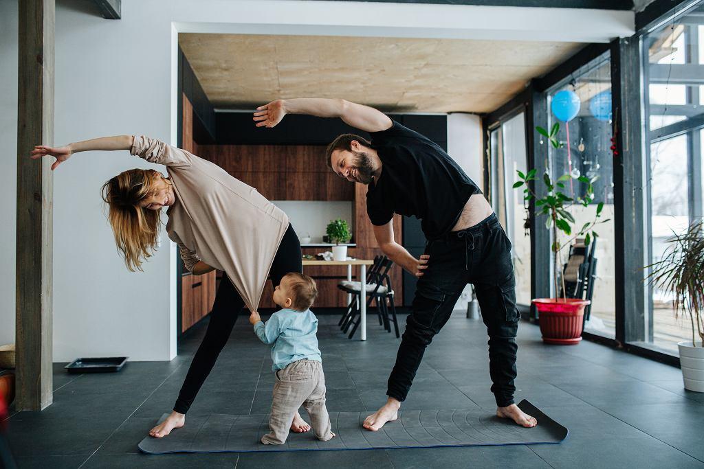 Ćwiczenia mają pozytywny wpływ na mleko matki karmiącej