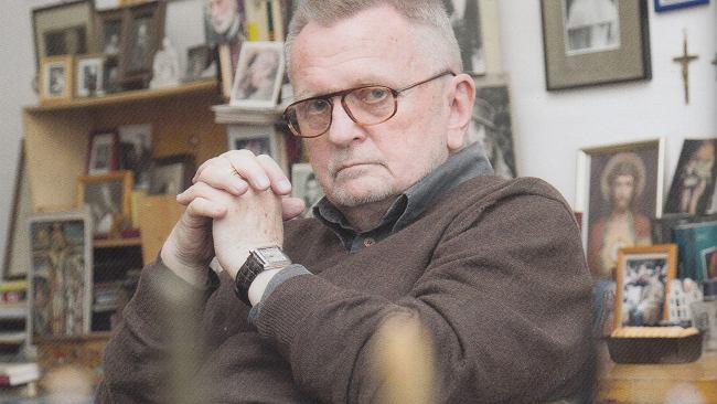 Obrazy prof. Stanisława Rodzińskiego. Modlitwa zapisana na płótnie