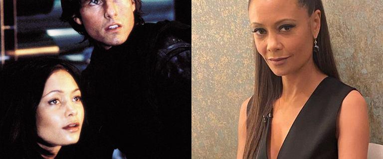 """Gwiazda """"Westworld"""" wspomina pracę z Tomem Cruise'em. """"Bardzo się go bałam"""""""