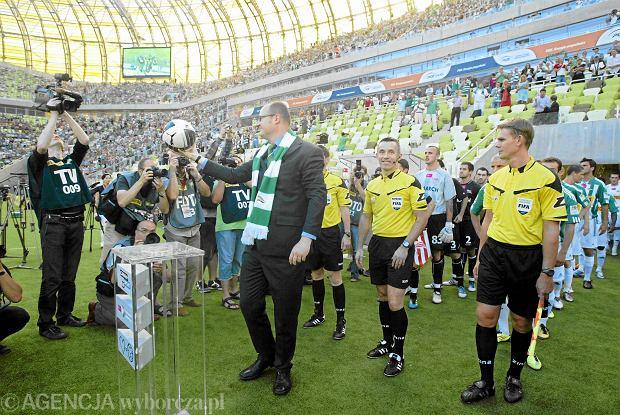 acd5c9eac Lechia odda hołd Pawłowi Adamowiczowi, piłkarze zagrają w czarnych strojach