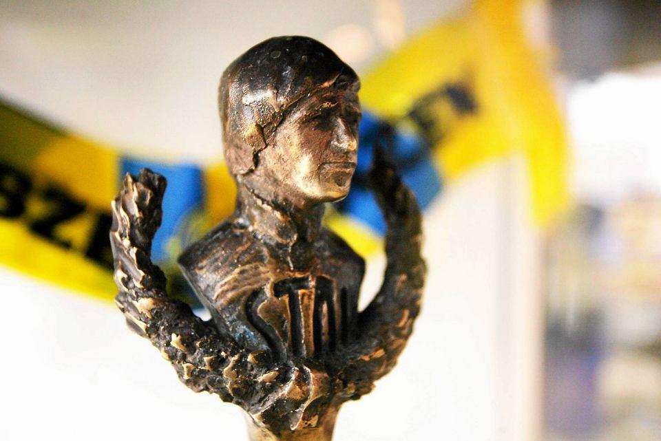 Taką statuetkę otrzyma zwycięzca 13. Memoriału Edwarda Jancarza