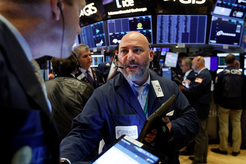 Notowania giełdowe. Mocne odbicie. Wzrosty na Wall Street, WIG20 na wyraźnym plusie.