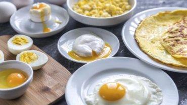 Różne sposoby przyrządzania jajek