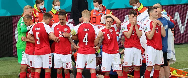 """UEFA dała Duńczykom dwie opcje. """"Absolutnie haniebne. Barbarzyńska decyzja"""""""
