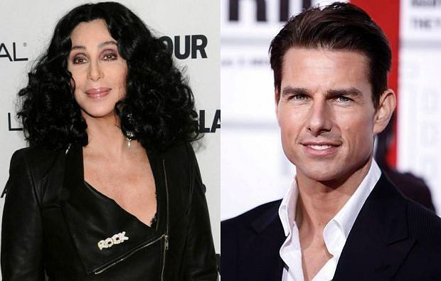 Cher, Tom Cruise