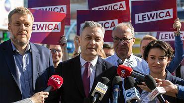 Wybory parlamentarne 2019. Lewica pokazuje program. Konwencja przerwana przez alarm przeciwpożarowy