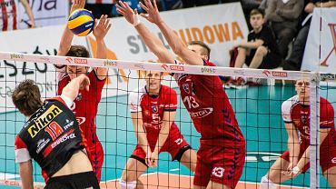 Asseco Resovia - Effector Kielce 3:0 (mecz nr 2 play-off)