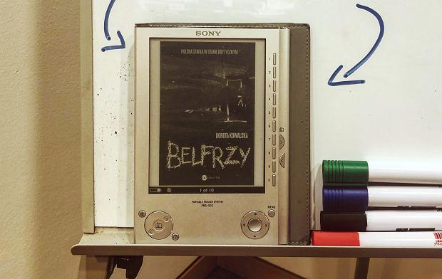 Książka 'Belfrzy' w formie e-booka