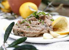 Pasta z bakłażanów i oliwy - ugotuj