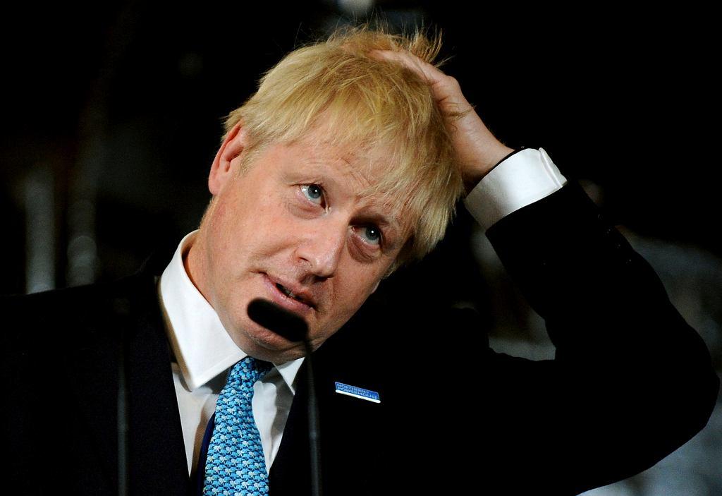 Brexit Boris Johnsons Gamble