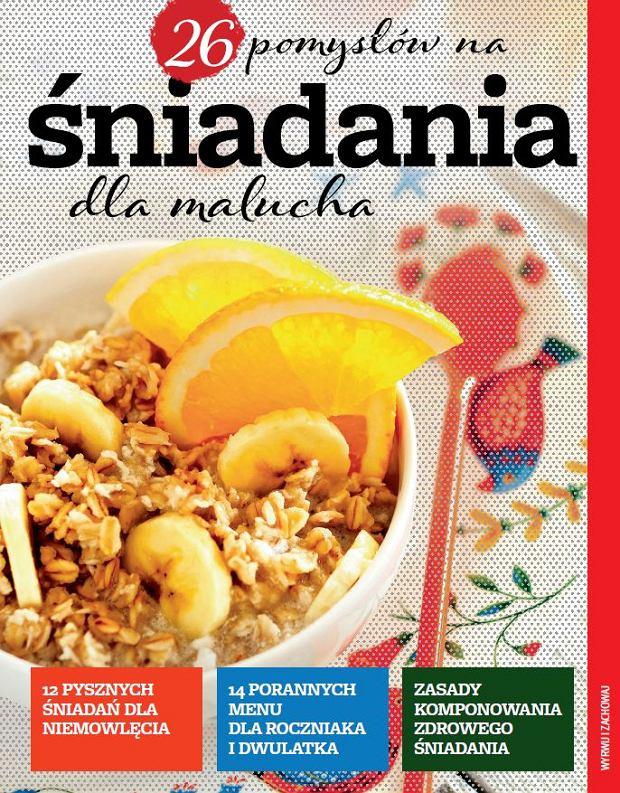 Śniadania - książeczka z przepisami do pobrania