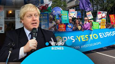Boris Johnson obiecuje, że 31 października Wielka Brytania opuści Unię Europejską