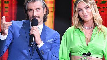 Polsat SuperHit Festiwal 2021 - Maciej Dowbor, Karolina Gilon