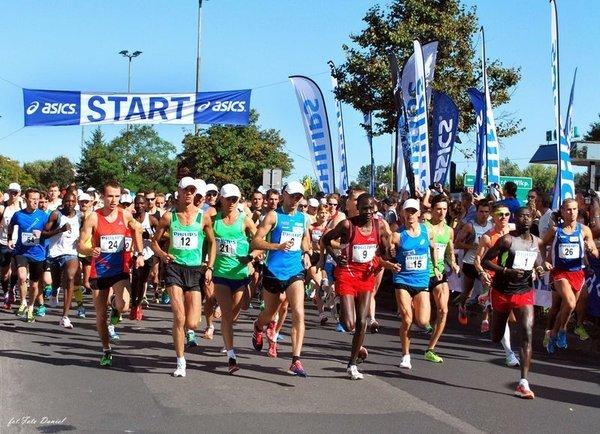 Półmaraton w Pile