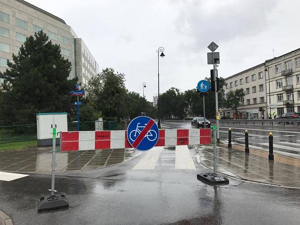 Trump w Warszawie