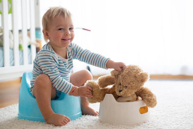Nocnik dla dziecka - jaki wybrać? Jak rozpocząć trening czystości?