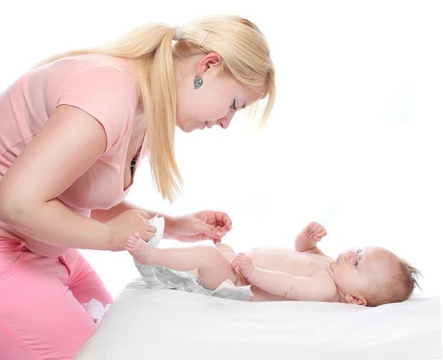 Biegunka u niemowlaka - jak pomóc dziecku