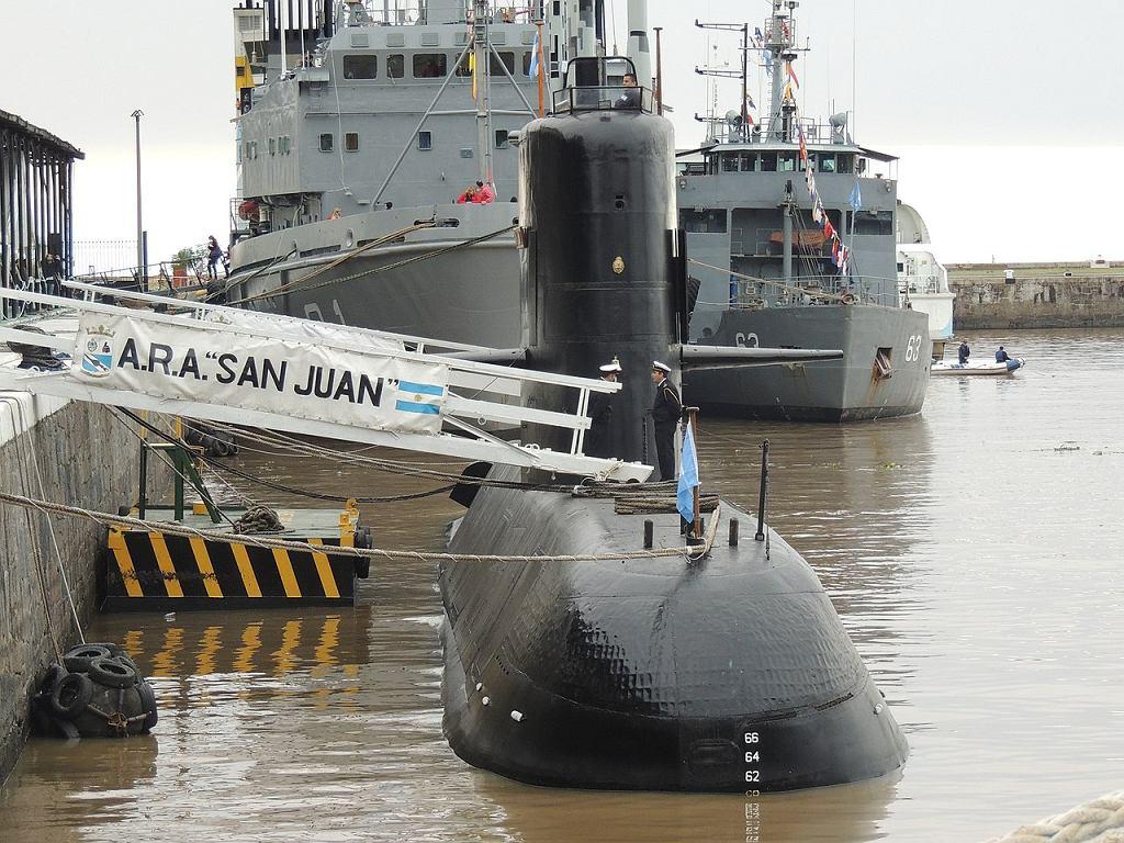 Okręt ARA San Juan