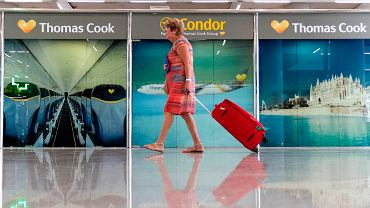 Spain Britain Thomas Cook
