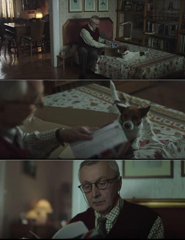 Gwiazdkowa reklama Allegro /fot. screeny z Youtube, kolaż Gazeta.pl