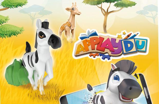 Kinder wprowadza Applaydu - nową aplikację mobilną, która ożywia zabawki poprzez zastosowanie rzeczywistości rozszerzonej