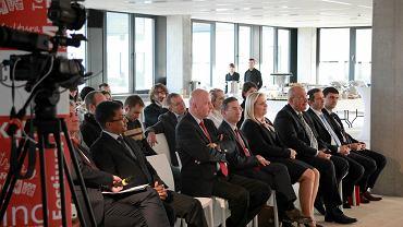 Uroczystość dziesięciolecia Agencji Rozwoju Aglomeracji Wrocławskiej