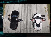 Wyścig ikon motoryzacji - Rolls-Royce kontra Corvette [WIDEO]
