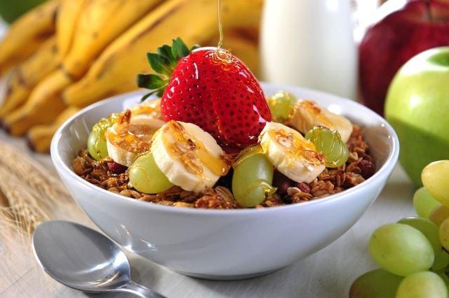 Śniadanie biegacza