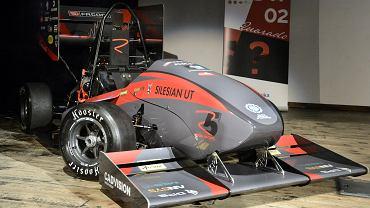 Quarado, najnowszy bolid studenckiego zespołu PolSl Racing z Politechniki Śląskiej