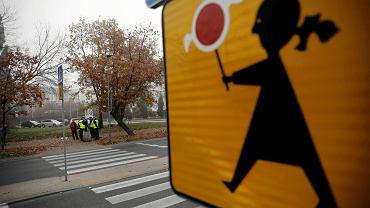 Sprawca śmiertelnego wypadku na Bielanach nie trafi do aresztu. Przebywa w szpitalu