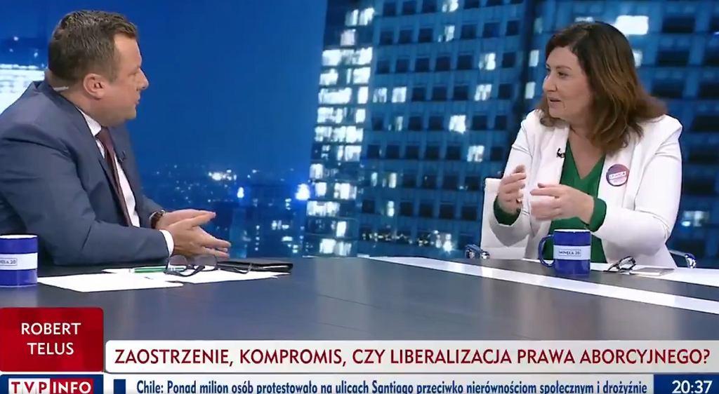 'Minęła 20' w TVP Info