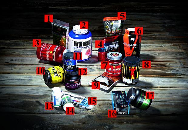 Suplementy diety: deser sportowca, ćwiczenia, sport, dieta, Suplementy diety