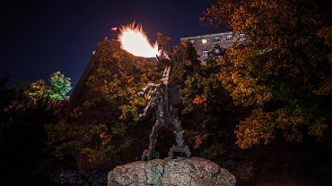 Legenda o Smoku Wawelskim jest jedną z najbardziej znanych legend polskich. Zdjęcie ilustracyjne