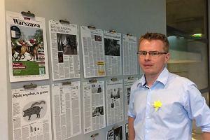 Nowy Magazyn Warszawa już jutro w kioskach. O czym warto przeczytać w tym tygodniu?