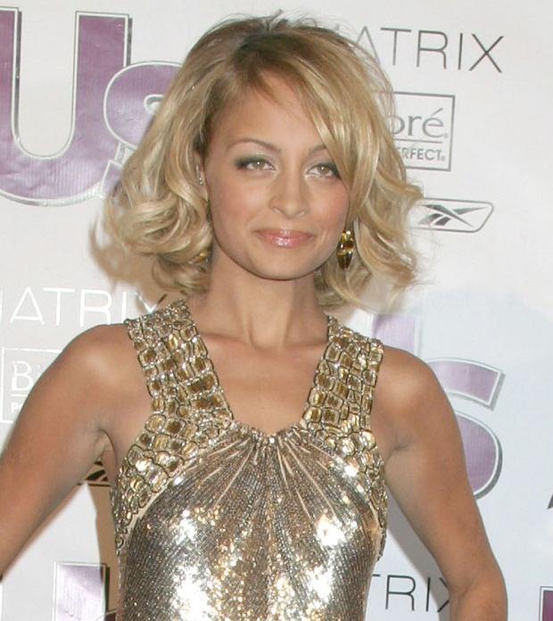 Nicole Richie w 2005