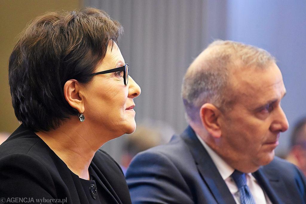 Ewa Kopacz kontra Grzegorz Schetyna? To prawdopodobne