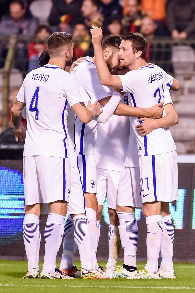 Mecz Belgia - Finlandia
