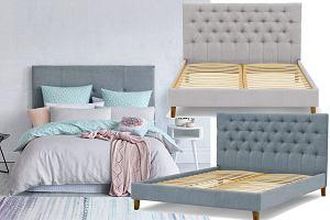 Pikowane łóżka - nie tylko do sypialni w stylu glamour
