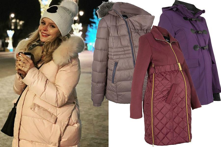 Ciążowe kurtki i płaszcze