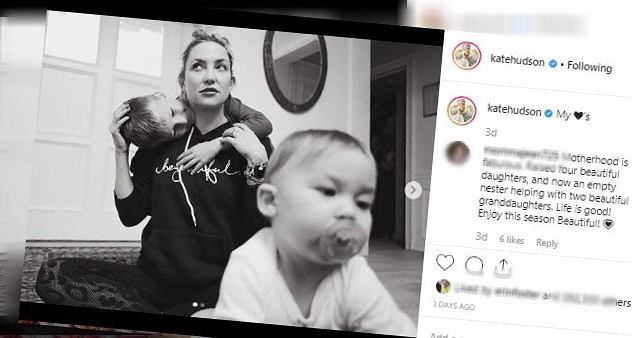 Screenshot/Instagram/Kate Hudson